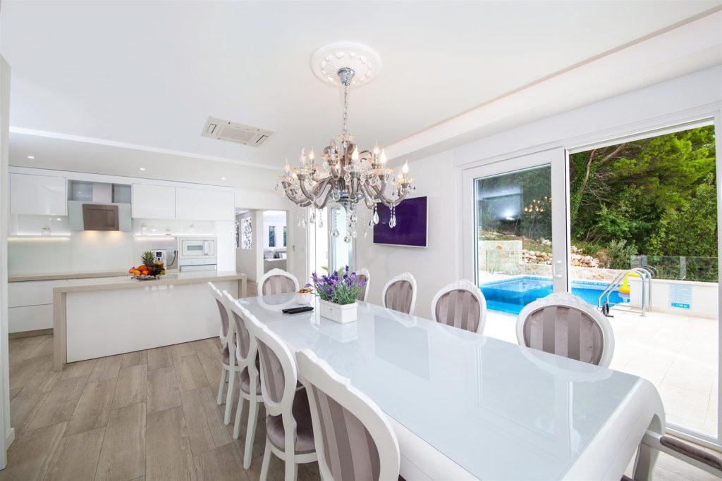 exclusive accommodation, baska voda, makarska, villa with pool, villa prestige